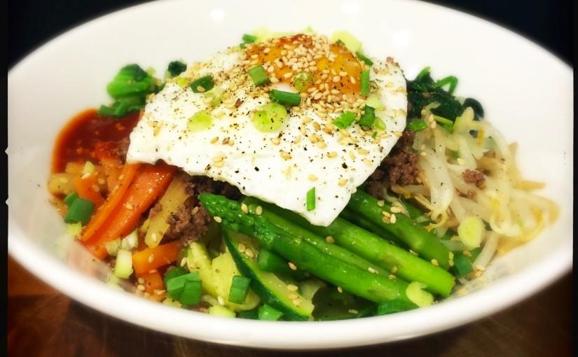 Bibimbap – ein koreanisches Reisgericht zum Verlieben