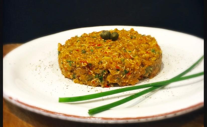 Quinoa Tartar
