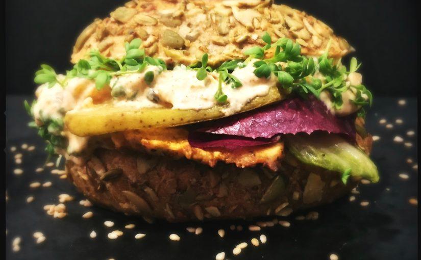 Der 10 Minuten Fitness Burger vom Lanserhof