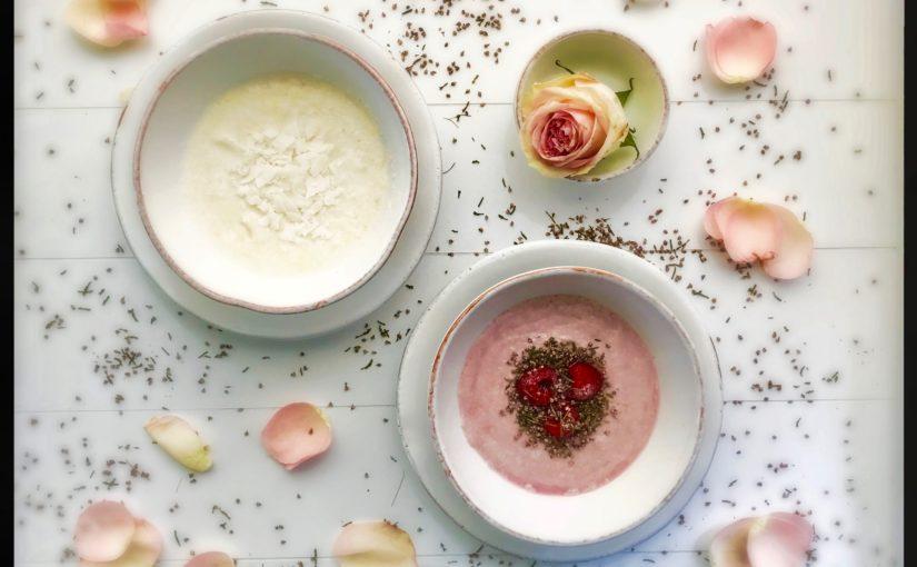 Prinzessinnen Frühstück à la Schneeweisschen und Rosenrot
